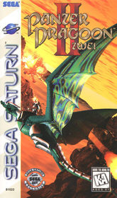 Panzer Dragoon II Zwei NTSC Version