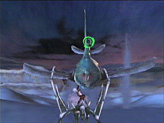 An erkist in Panzer Dragoon Orta.