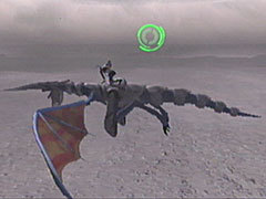 The Blue Dragon in Panzer Dragoon Orta.
