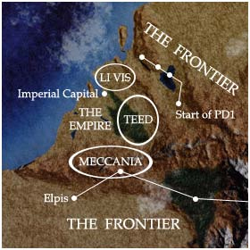 Li Vis and The Empire.