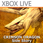 Crimson Dragon: Side Story Game Rip - Forest Area