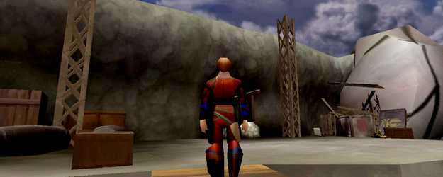 Panzer Dragoon Saga Widescreen Hack