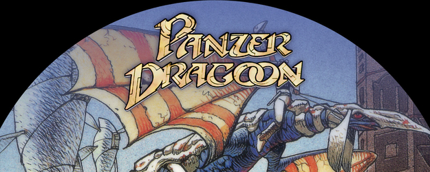Custom Disc Labels for the Saturn Panzer Dragoon Games