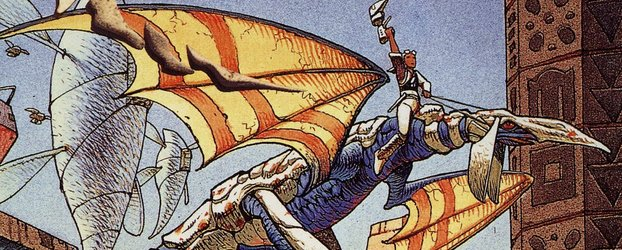Digital Foundry Retro: Panzer Dragoon and Panzer Dragoon Zwei