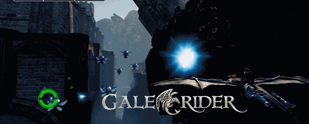 OrionArts Announces Galerider, a Dragon Riding Rail Shooter for iOS