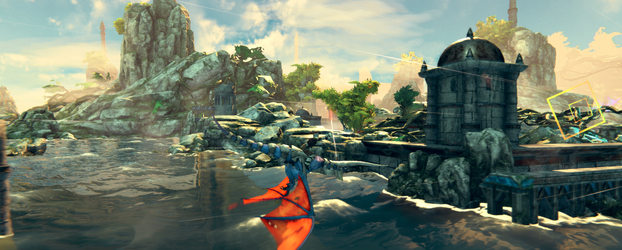 Second Panzer Dragoon Remake Trailer and Screenshots