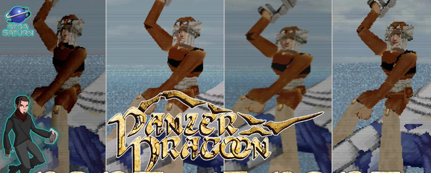 Panzer Dragoon: Saturn vs PC vs Xbox vs PlayStation 2 Comparison