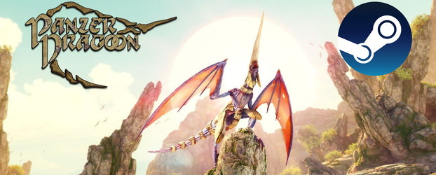 Panzer Dragoon: Remake Has Been Confirmed for Release on Steam This Winter!
