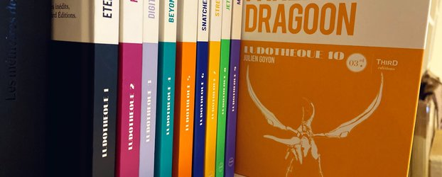 Third Editions Releases a New Book About the Panzer Dragoon Franchise, Written by Julien Goyon
