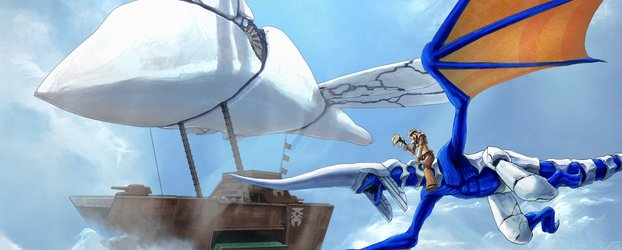 Panzer Dragoon Legacy Has a New Site Banner
