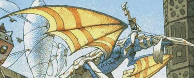 The Panzer Dragoon Series is Twenty Five Years Old Today