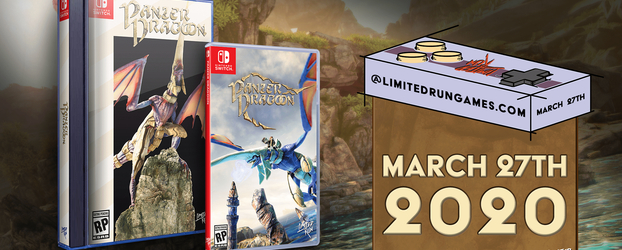 Panzer Dragoon: Remake Physical Editions Will Be Available to Pre-Order From Tomorrow