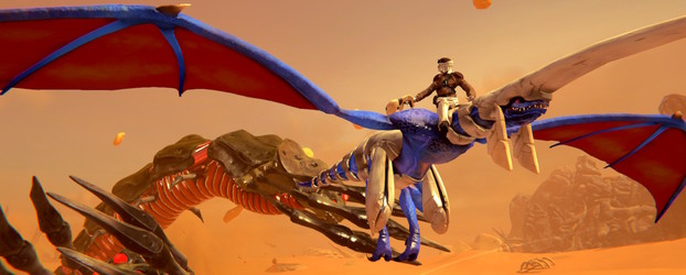 Forever Entertainment is Collecting Feedback on Panzer Dragoon: Remake