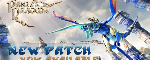 The First Patch for Panzer Dragoon: Remake is Now Available