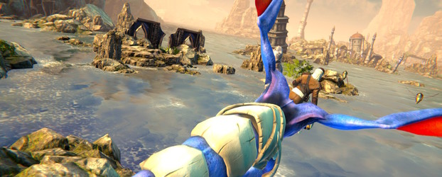 Sales Revenue of Panzer Dragoon: Remake Already More Than Doubled The Game's Development Costs