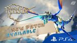 A New Patch for the PlayStation 4 Version of Panzer Dragoon: Remake Includes Bug Fixes and Improvements
