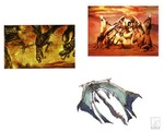 Creatures of Panzer Dragoon Orta