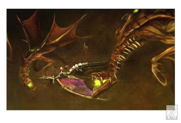 Dragonmares