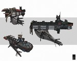 Assault Hovership Taishak