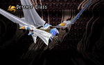 Panzer Dragoon Saga Data on Defeated Enemies Arm Wing Defense Class Screenshot