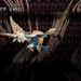 Panzer Dragoon Saga Data on Defeated Enemies Arm Wing Screenshot
