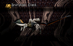 Panzer Dragoon Saga Data on Defeated Enemies Solo Wing Spiritual Class Screenshot