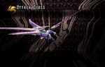 Panzer Dragoon Saga Data on Defeated Enemies Stripe Wing Attack Class Screenshot