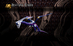 Panzer Dragoon Saga Data on Defeated Enemies Valiant Wing Agility Class Screenshot