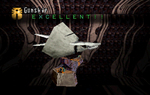 Panzer Dragoon Saga Data on Defeated Enemies Gunship Screenshot