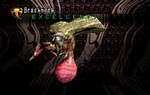 Panzer Dragoon Saga Data on Defeated Enemies Arachnoth Screenshot
