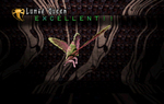 Panzer Dragoon Saga Data on Defeated Enemies Lumid Queen Screenshot