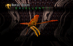 Panzer Dragoon Saga Data on Defeated Enemies Nanyd Queen Screenshot