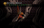 Panzer Dragoon Saga Data on Defeated Enemies Stryder Hunter Screenshot