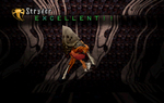Panzer Dragoon Saga Data on Defeated Enemies Stryder Screenshot