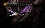 Panzer Dragoon Saga Data on Defeated Enemies Glide Dragon Screenshot