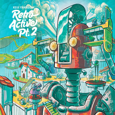Retro​-​Active Pt. 2 Digital Cover