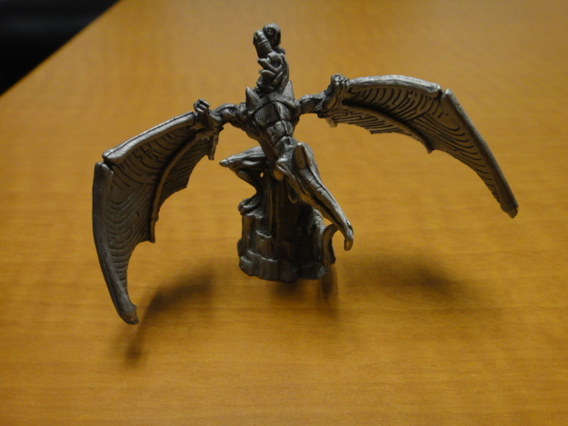 Panzer Dragoon Orta Figurine Front