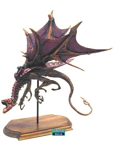 Dragonmares Sculpture (3 of 3)