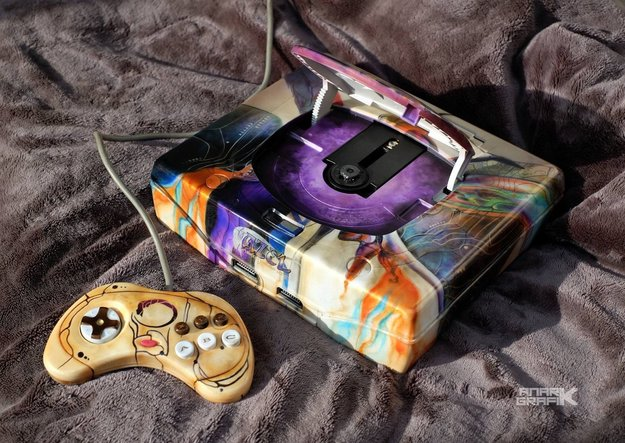 Custom Panzer Dragoon Saga Sega Saturn (5 of 7)