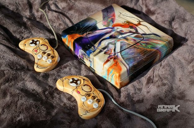 Custom Panzer Dragoon Saga Sega Saturn (6 of 7)