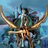 Panzer Dragoon Saga Main Illustration
