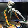 Prototype Dragon Sculpture (5 of 6)