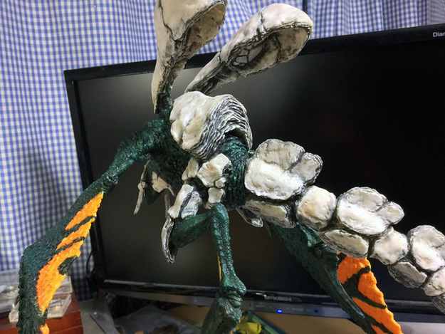 Prototype Dragon Sculpture (6 of 6)