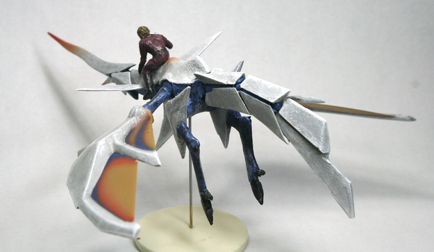 Edge and Dragon Sculpture (2 of 2)