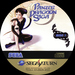 Panzer Dragoon Saga Disc 1 Custom Disc Label