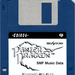 Panzer Dragoon SMF Music Data Data Disk