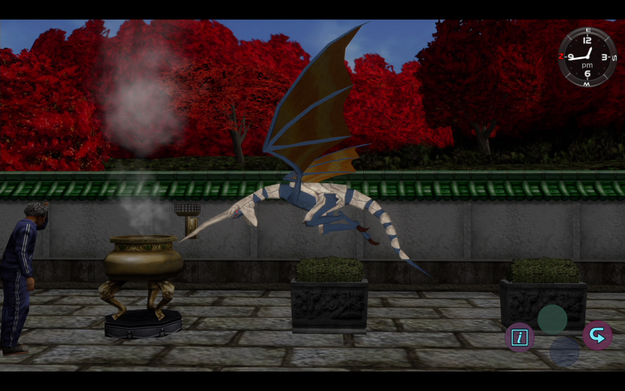 Shenmue Solo Wing Toy Capsule (1 of 5)