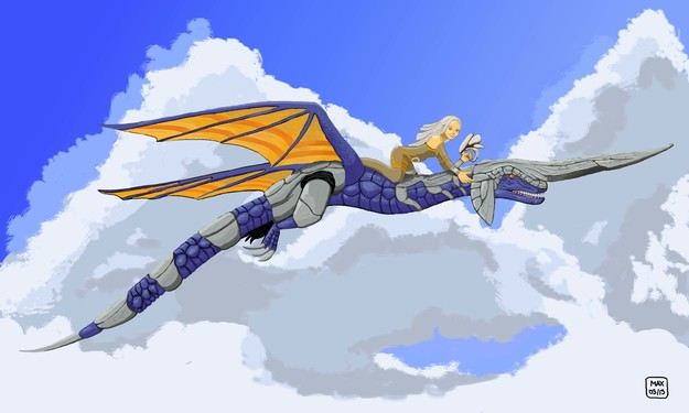 Tribute to Panzer Dragoon