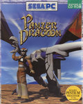 Panzer Dragoon PC Conversion (1996 European Release) Outer Sleeve Front