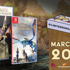 Panzer Dragoon: Remake (Nintendo Switch) Classic Edition